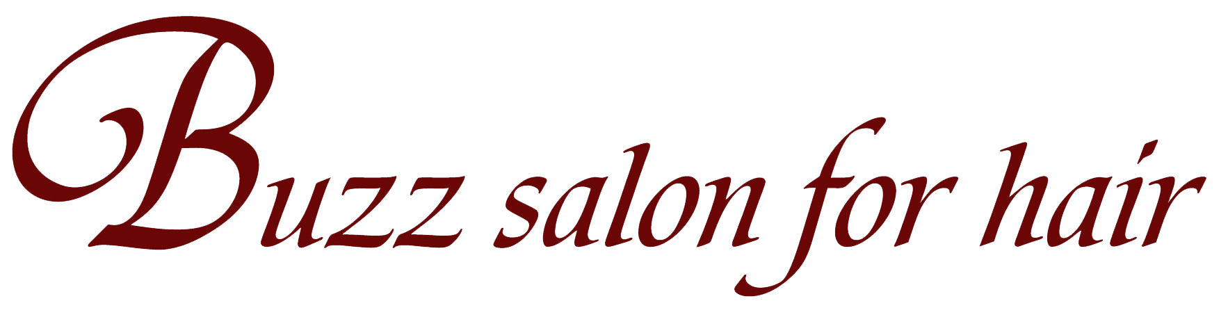 Buzz salon for hair